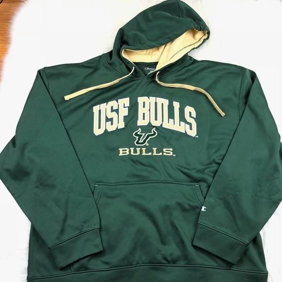5ccfc9b8 Champion Shirts | South Florida Bulls Usf Mens Performance Hoodie ...